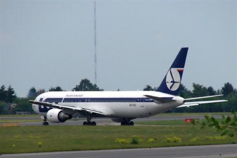 Boeing 767-300 ER / PLL LOT / SP-LPC.